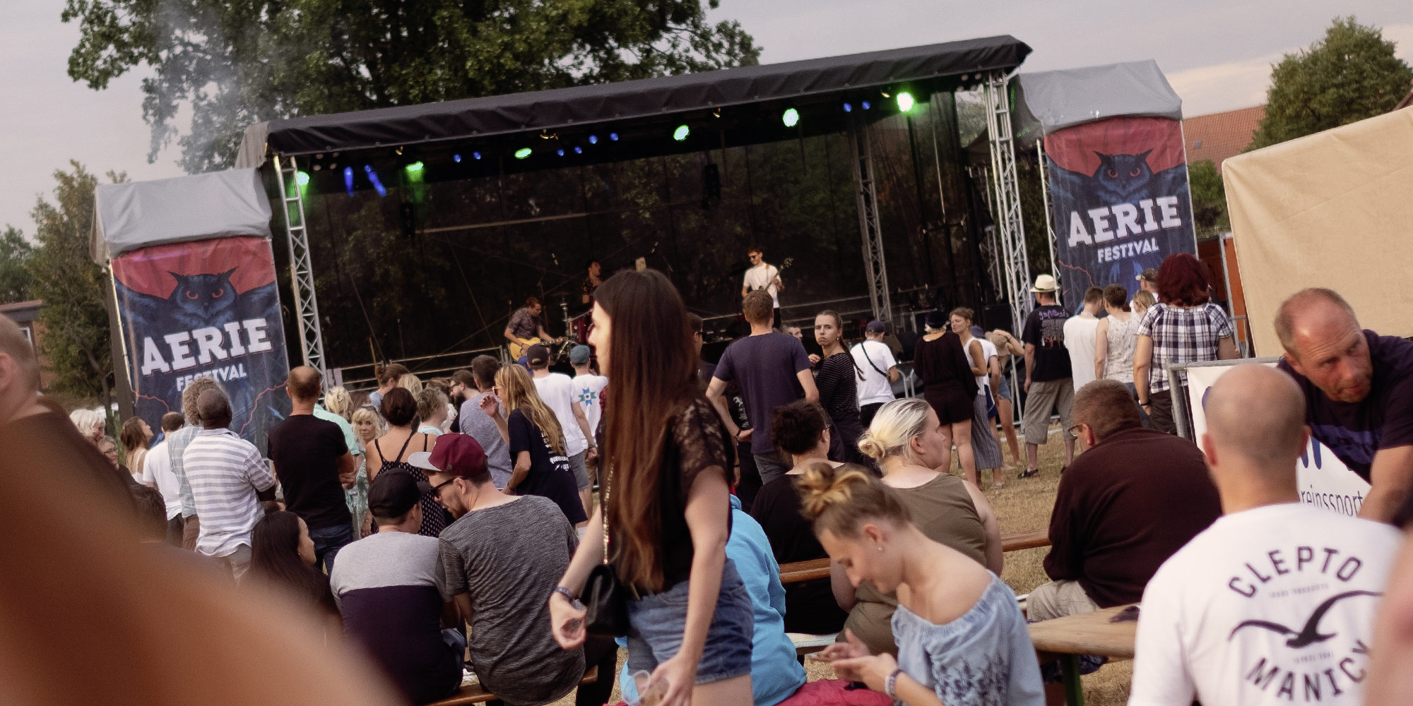 Aerie Festival Musik Feiern Und Gute Laune In Querenhorst